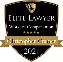 Elite lawyer Chris Cramer